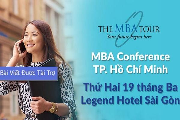 Triển lãm MBA lớn nhất trong năm - The MBA Tour 2018 - Nơi Khởi Đầu Tương Lai