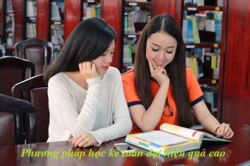 Học kế toán tại Tri Thức Việt