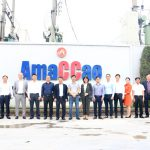 Hợp tác với tập đoàn AMACCAO