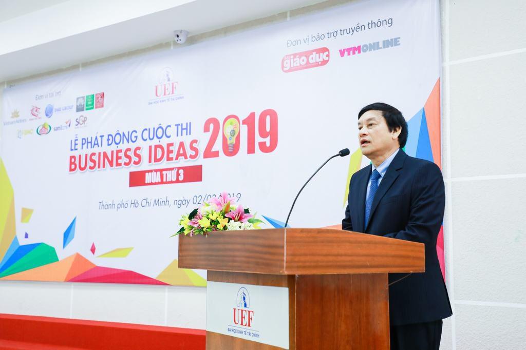 Cuộc thi Ý tưởng kinh doanh - Business Ideas 2019